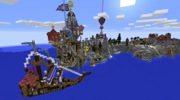 Keymount (Thracia) Minecraft Map & Project