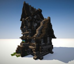 The'Lone Man's Exile [Schemeatic] Minecraft
