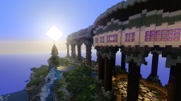 Halls of the Mighty Minecraft