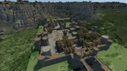 PROJECT Lithovia | A Medieval / Fantasy City Minecraft Map & Project