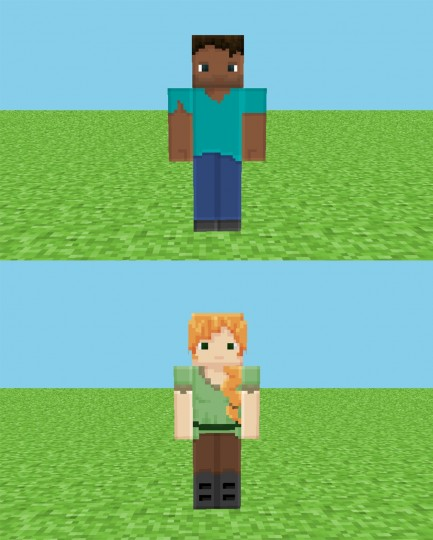 player models