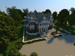Renaissance Manor Minecraft