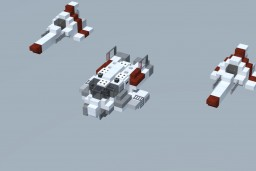 TTC: Raptor Class Light Shuttle Minecraft Map & Project