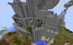[EPSILON] The Fortress against any attack! Minecraft Project