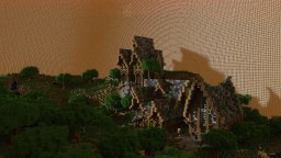[Blitz] Shire Minecraft Map & Project