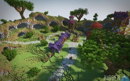 Smugglers Path (FFA Arena) {DOWNLOAD} Minecraft Map & Project