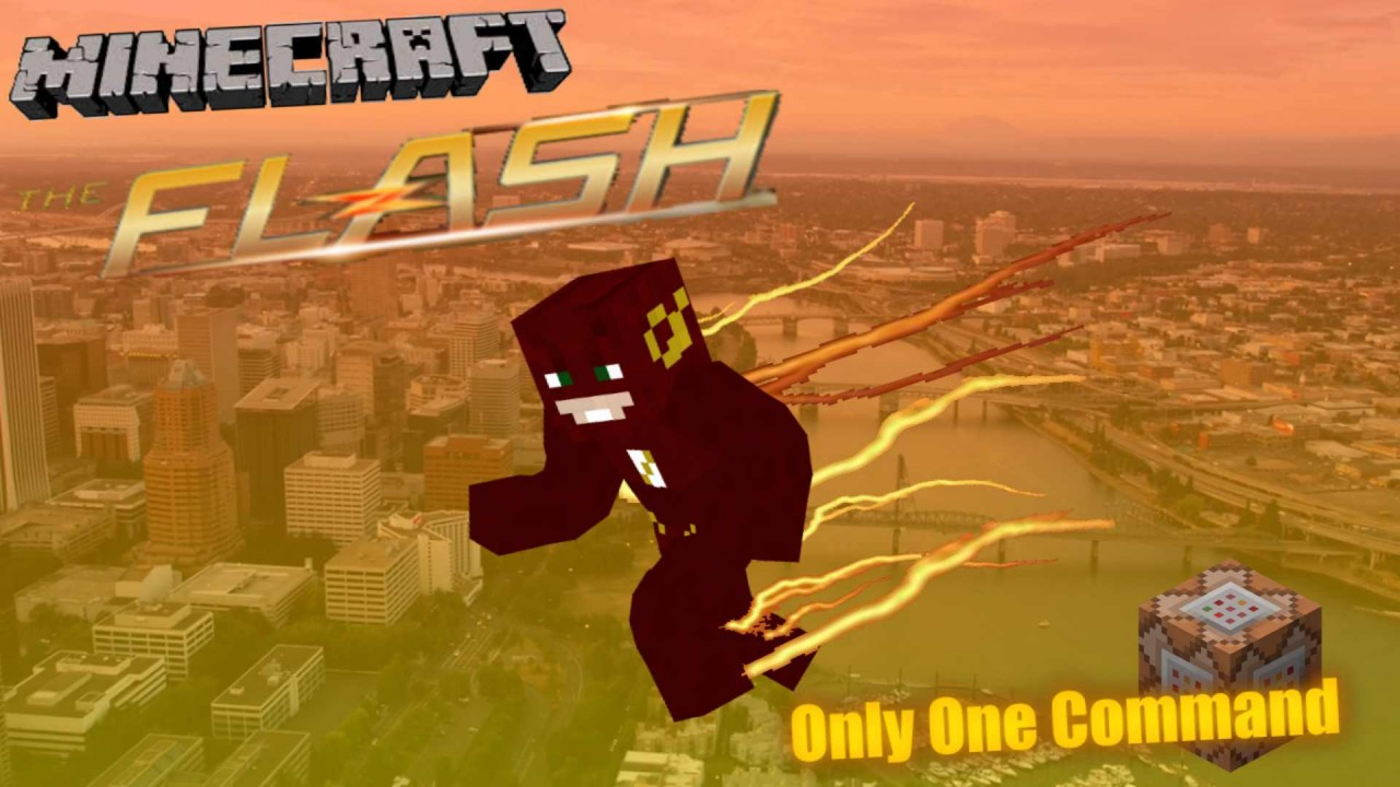 The flash only one command 3495306 1 the flash only one command 1