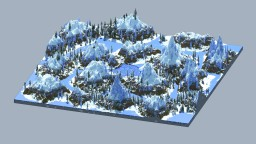 The WinterMap Minecraft