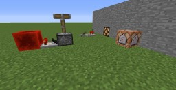 Wireless Redstone in One Command Minecraft Map & Project
