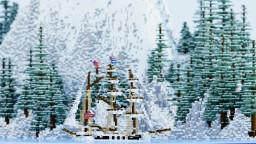 Snow joke ye hear, I ship it. Minecraft