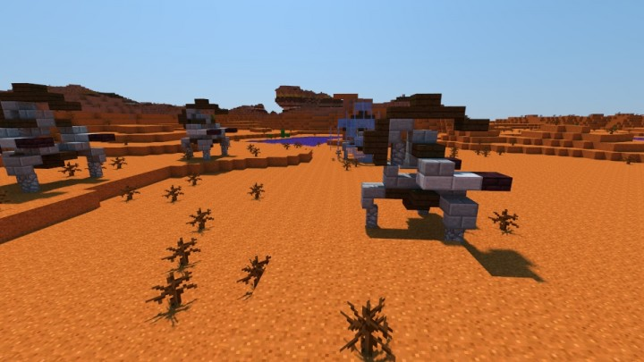 how to build a star destroyer in minecraft pe