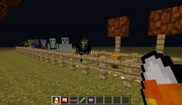 Pipsqueak's Halloween 2015 Minecraft Mod