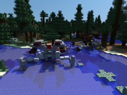 Scorpenek Annihilator Droid STAR WARS Minecraft Map & Project