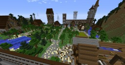 The secret of Morrow woods RPG (Open World Adventure) Minecraft Map & Project
