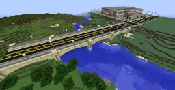 Realistic Bridge Design Minecraft Map & Project