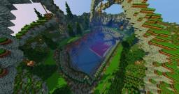 Turf Wars Minigame Map Minecraft Project