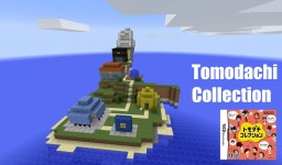 Tomdachi Collection Island [WORK IN PROGRESS] Minecraft Map & Project