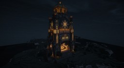 luft tower Minecraft Map & Project
