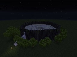 Indian Tower Of Silence (Dakhma) Minecraft Map & Project
