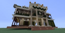 Haunted Mansion Holiday Minecraft Map & Project