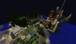 Our World, RPG Server (Updated 10/28) New Info & Screens Minecraft Map & Project