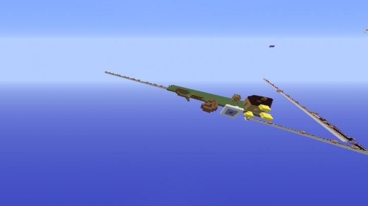 Course 1 - Trickshotting Island - Ocean