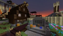 Our World: Jobs: The Blacksmith Minecraft Map & Project