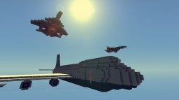 Airplane Minecraft Map & Project