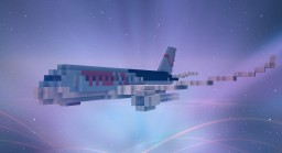 Boeing 787-9 MAX Dreamliner (5 Liverys) Minecraft Map & Project