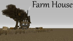 Farm House Minecraft Map & Project