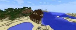 Owen's Big Nice Villa House Minecraft Map & Project