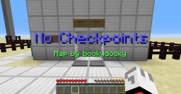 NO CHECKPOINTS Minecraft Map & Project