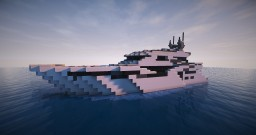 Modern Yacht  | Casey260 Minecraft Map & Project