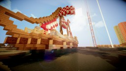 Medieval Ship  - Medieval Village Project Minecraft Map & Project