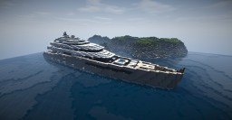 The Yacht Minecraft Map & Project