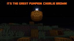 The Great Pumpkin Visits Minecraftia Minecraft Map & Project