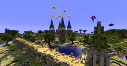 Factions Spawn + WarZone - Feno Minecraft Map & Project