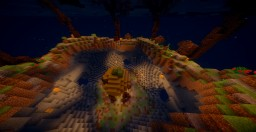 SPECIAL Halloween map SkyWars Minecraft Map & Project