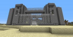 crafting dead prison Minecraft Map & Project