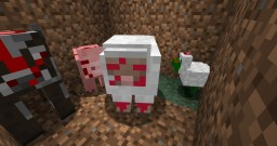 Spooky Mobs! Minecraft Texture Pack