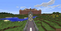 AHS Asylum Briarcliff manor v8/2016 Minecraft Map & Project