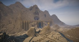 The Lord of the Rings - Middle Earth Minecraft Project