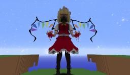 Flandre Scarlet Organic Minecraft Project