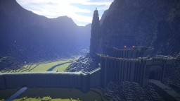 Helm's Deep (Middle Earth) Minecraft