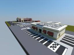 Alpine Shopping center Minecraft Map & Project