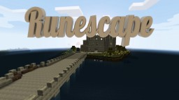 Runescape First Person Minecraft Project
