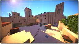 de_mirage - Map rework from CS GO