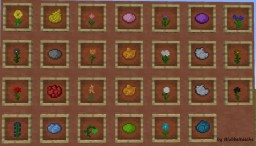 Flowercraftmod v6.0 - MC1.10.2 Forge Minecraft Mod