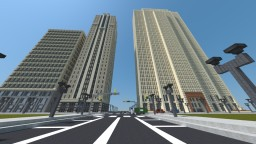 ElksBorough City [W.I.P] Minecraft Project