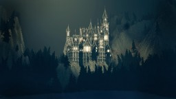 Brukenthal, a dark castle Minecraft Project